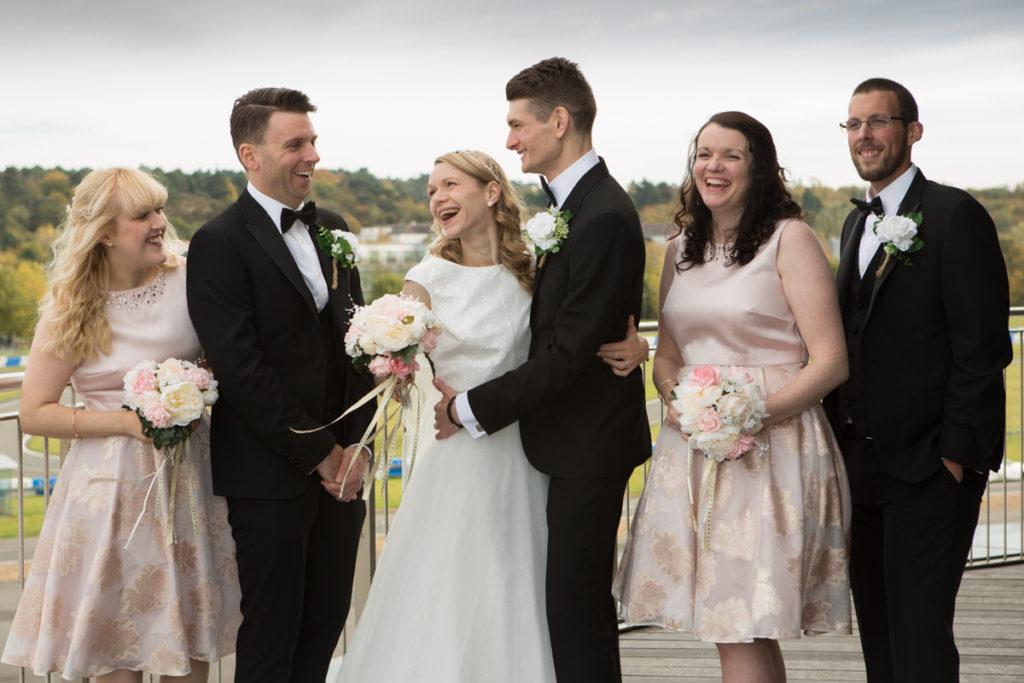 wedding photos brooklands hotel
