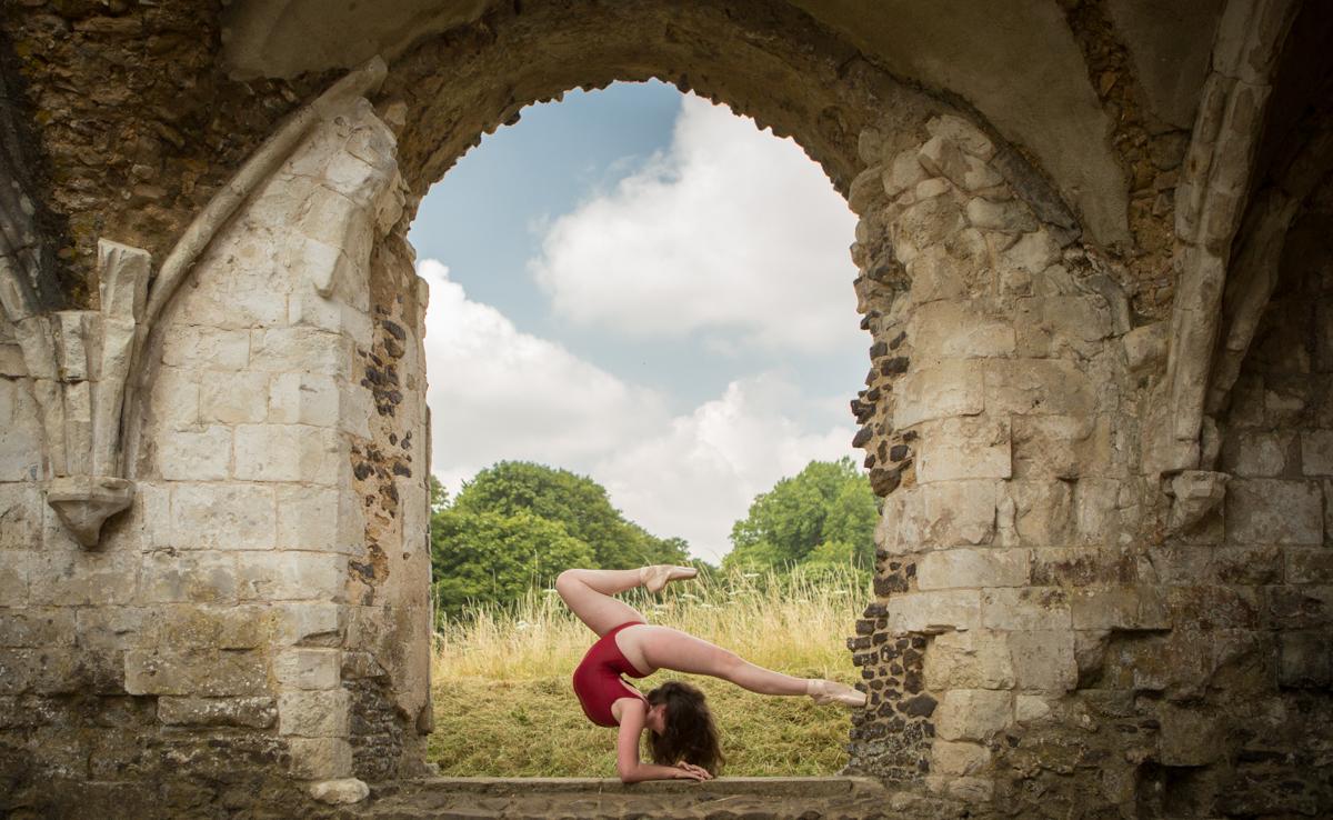 surrey dance photographer waverley abbey